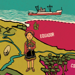 an illustration of peru