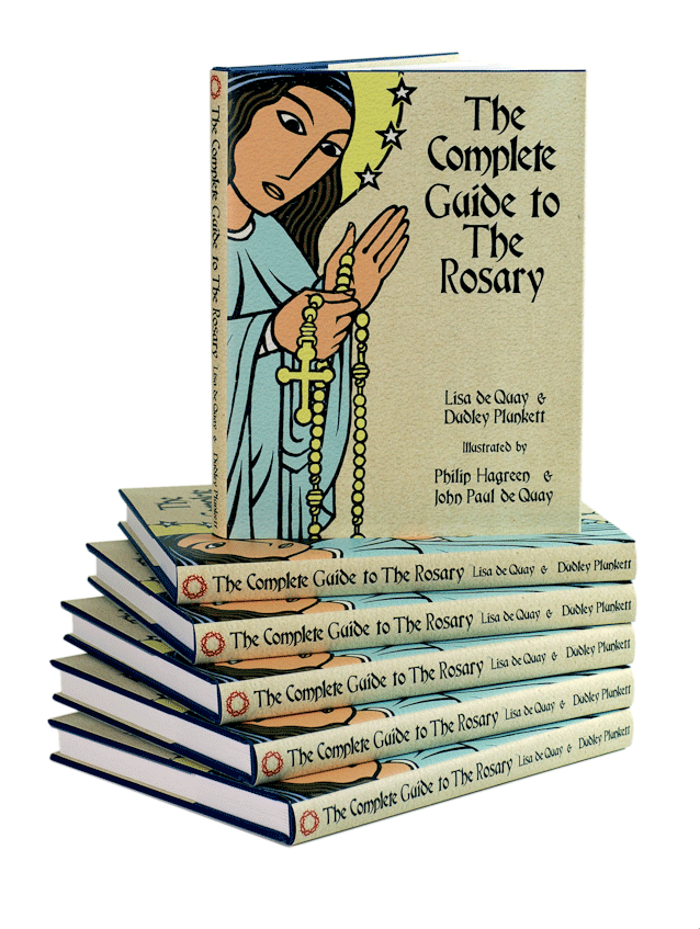 image of the complete guide to the rosary book
