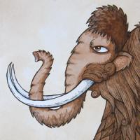 "alt=""image of prehistoric mammoth"""